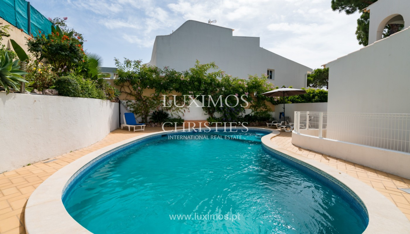 Villa with 3 bedrooms with Swimming Pool, for sale, Almancil, Algarve_148869