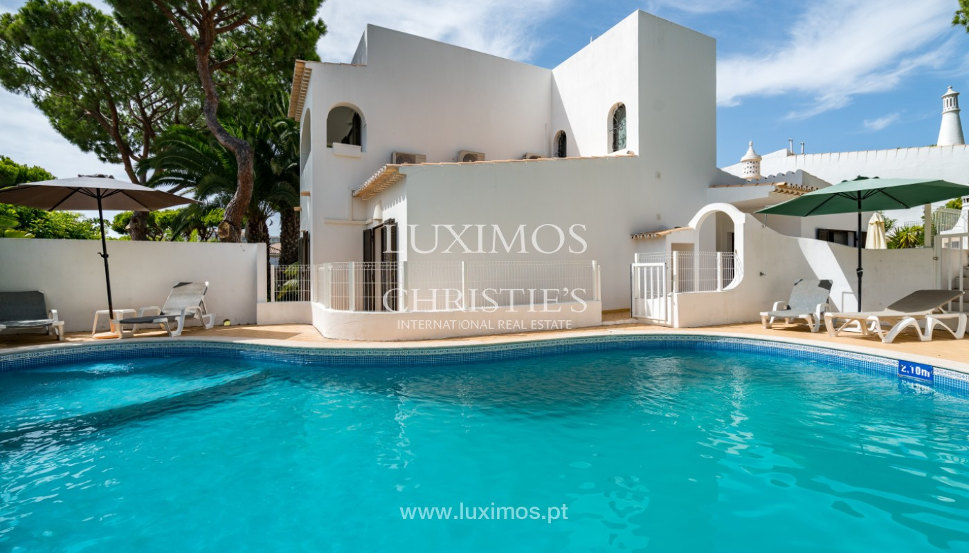 Villa with 3 bedrooms with Swimming Pool, for sale, Almancil, Algarve_148870
