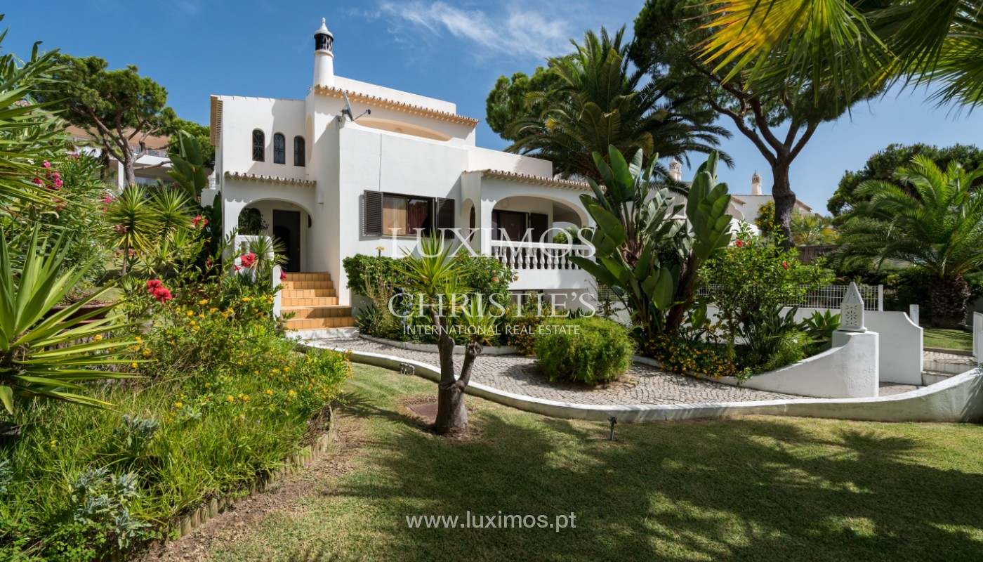 Villa with 3 bedrooms with Swimming Pool, for sale, Almancil, Algarve_148876
