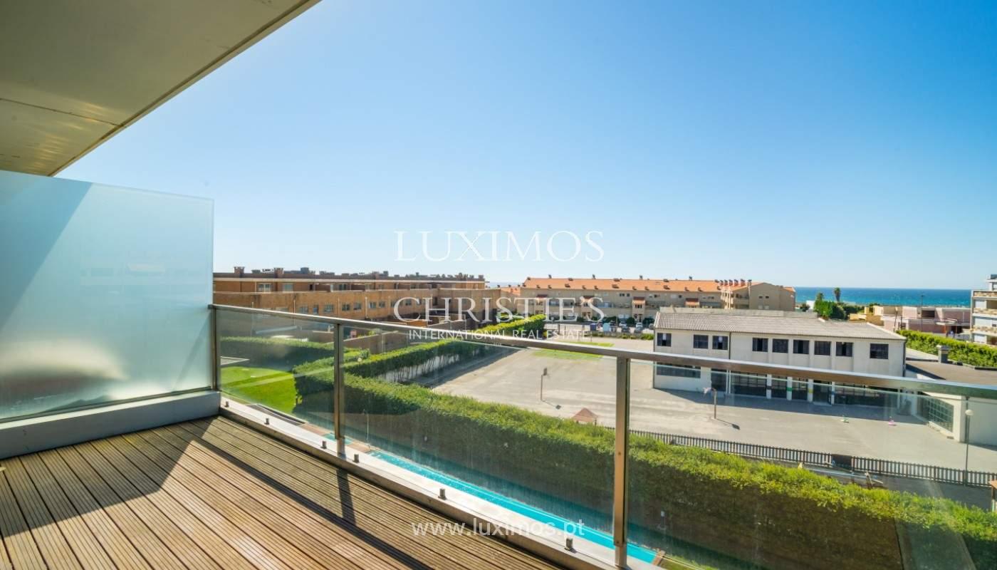 Wohnung mit Balkon und Meerblick, zu verkaufen, Lavra, Matosinhos, Portugal_149207