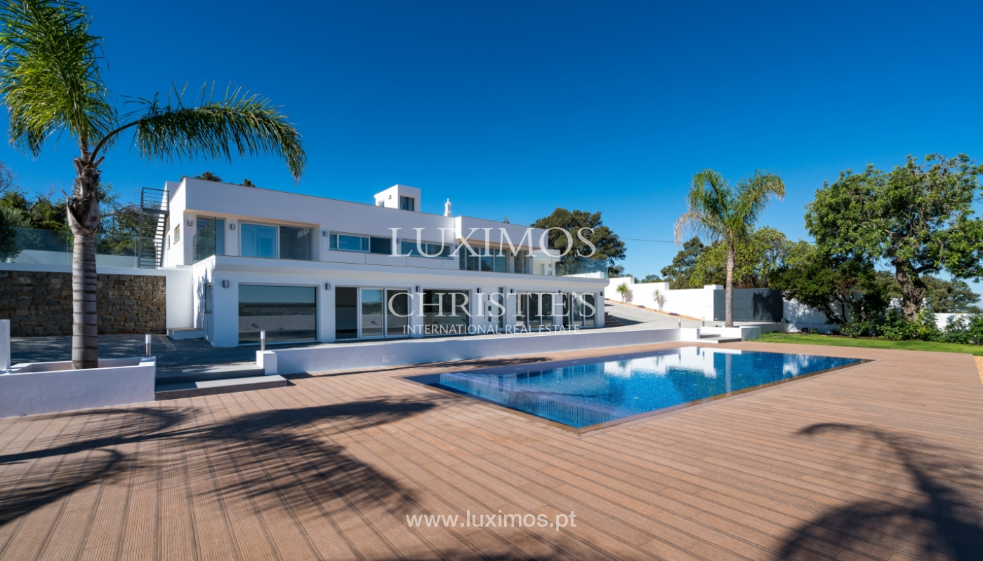 Neue Villa V5, mit Schwimmbad, Santa Barbara de Nexe, Algarve_149229