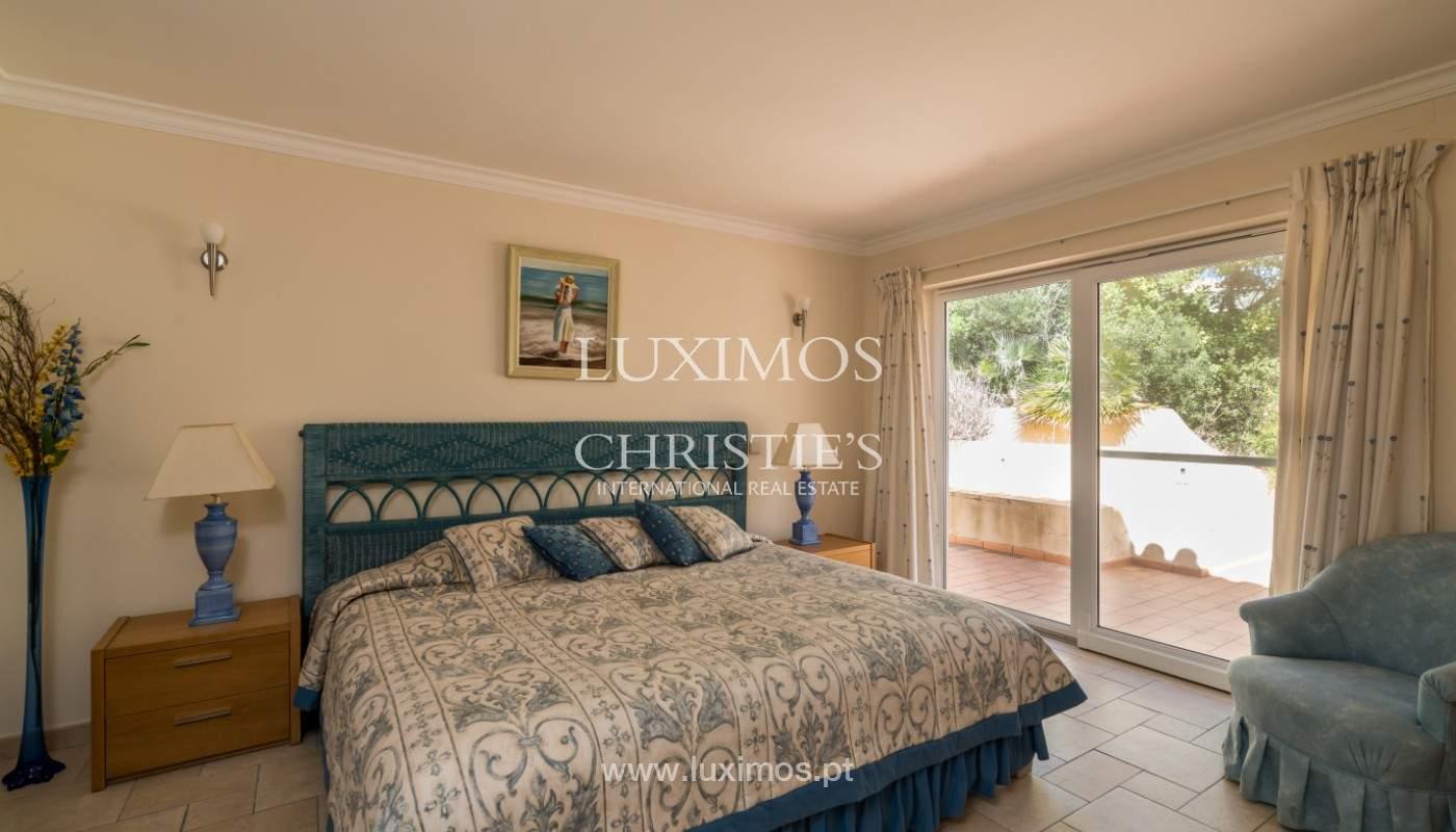 Villa de 4 chambres, avec piscine, vue sur la mer, Santa Barbara de Nexe, Algarve_149358