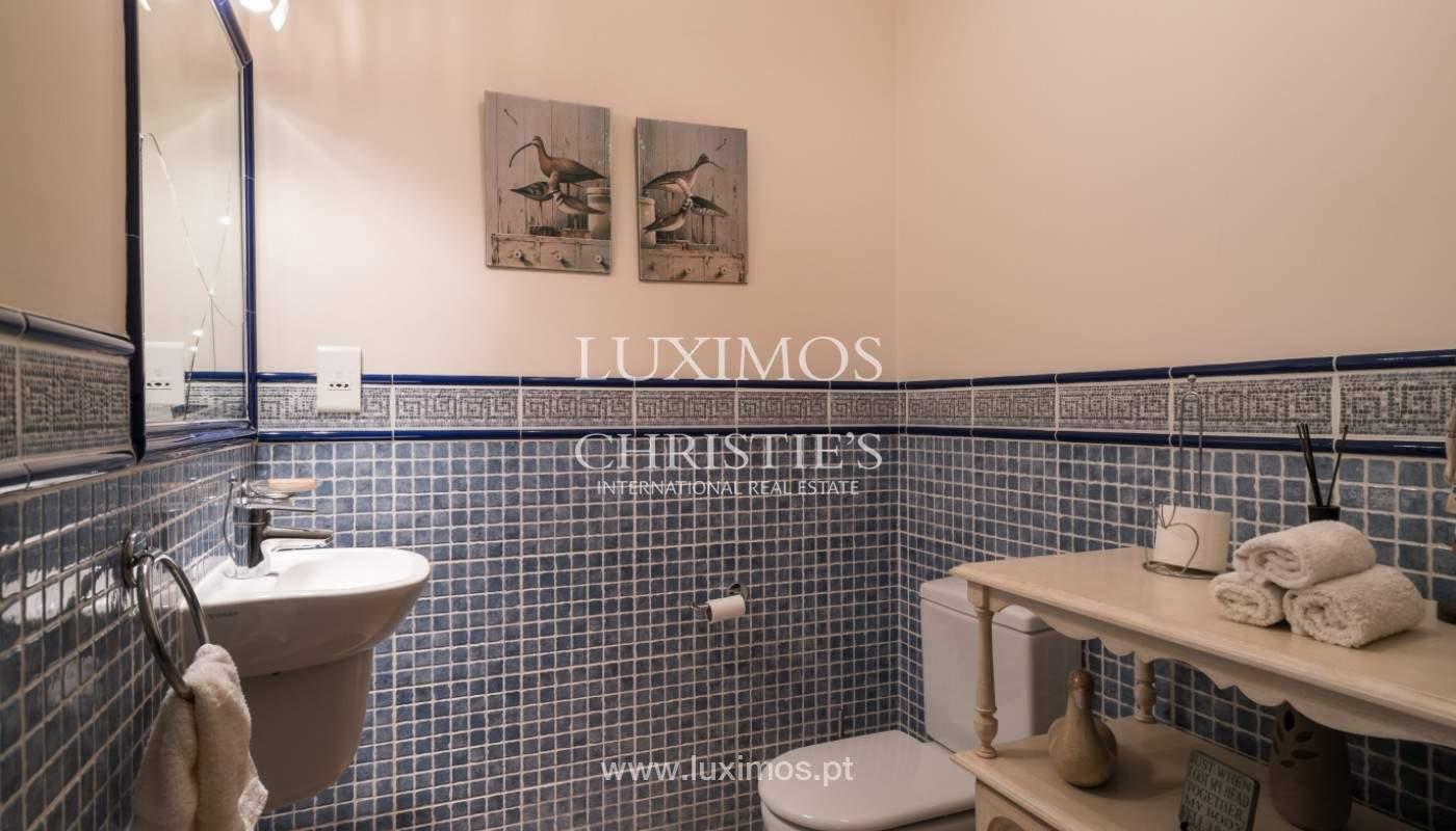 Villa de 4 chambres, avec piscine, vue sur la mer, Santa Barbara de Nexe, Algarve_149361