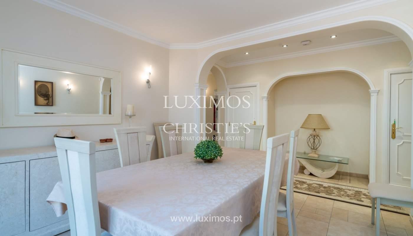 Villa de 4 chambres, avec piscine, vue sur la mer, Santa Barbara de Nexe, Algarve_149363