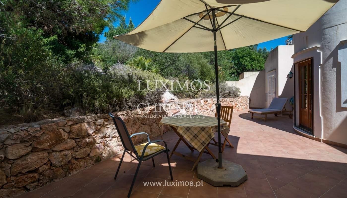Villa de 4 chambres, avec piscine, vue sur la mer, Santa Barbara de Nexe, Algarve_149373