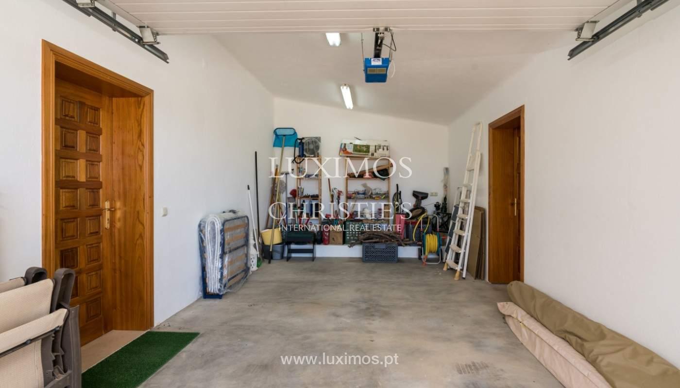Villa de 4 chambres, avec piscine, vue sur la mer, Santa Barbara de Nexe, Algarve_149380
