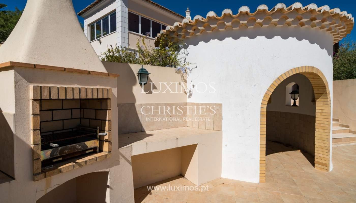 Moradia V4, com piscina e vista mar, Santa Barbara de Nexe, Algarve_149393