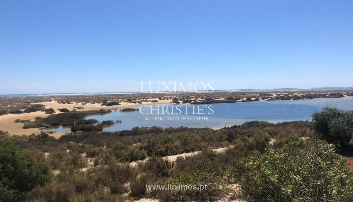 Plot of land, with possibility of contruction, Ilha da Armona, Olhão, Algarve_149437