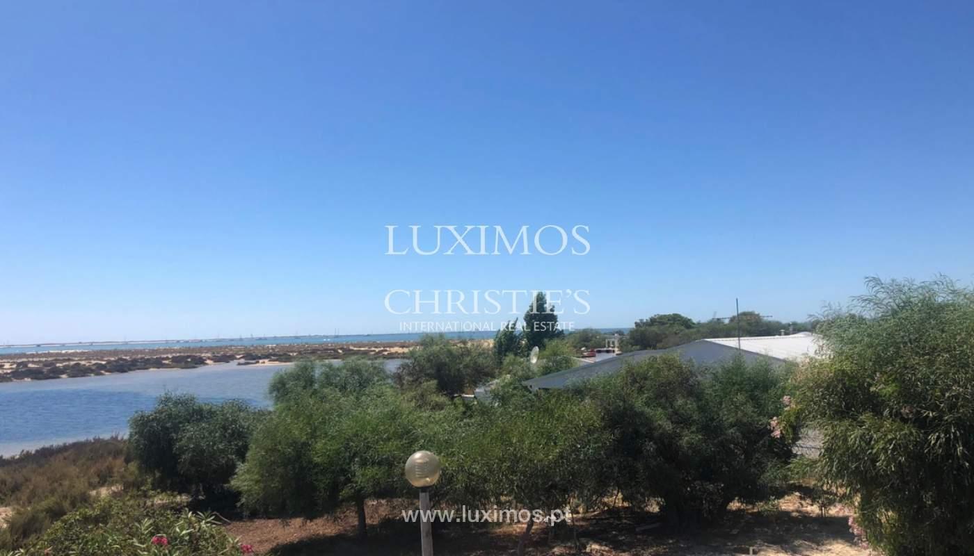 Plot of land, with possibility of contruction, Ilha da Armona, Olhão, Algarve_149439