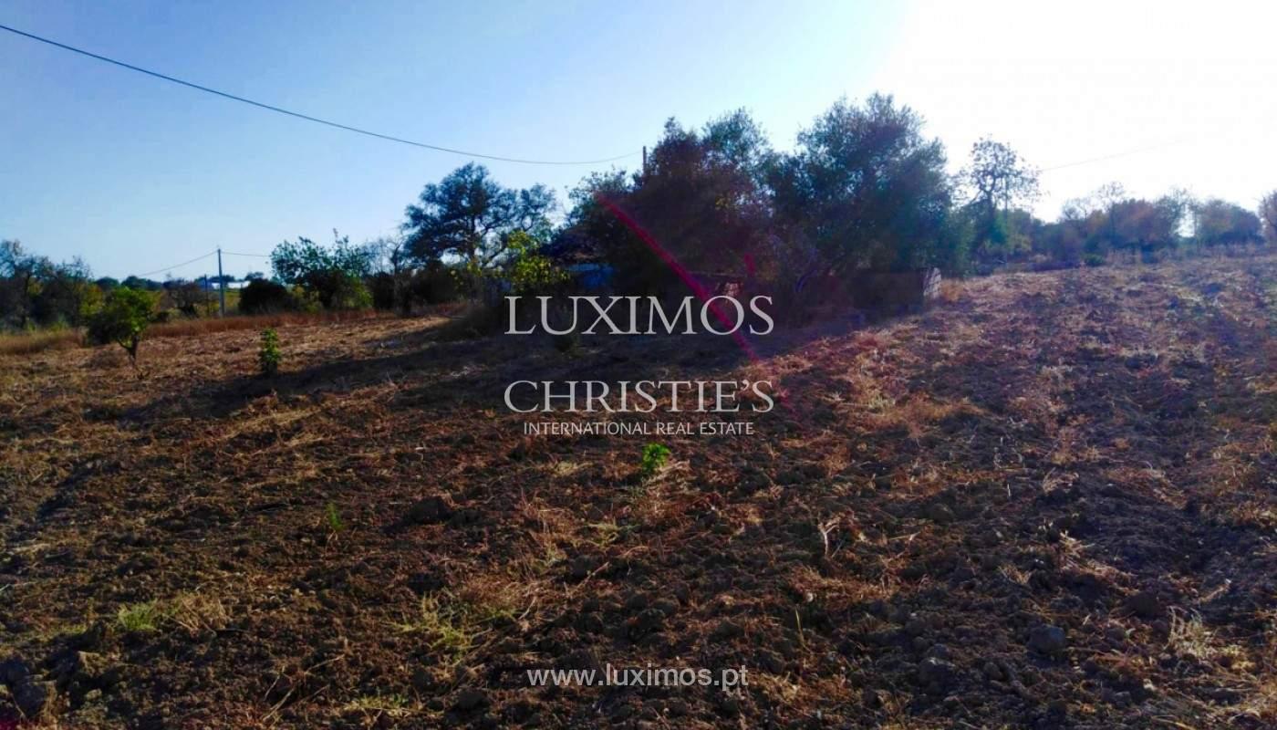 Terreno con proyecto aprobado, Santo Estevão, Tavira, Algarve_149448