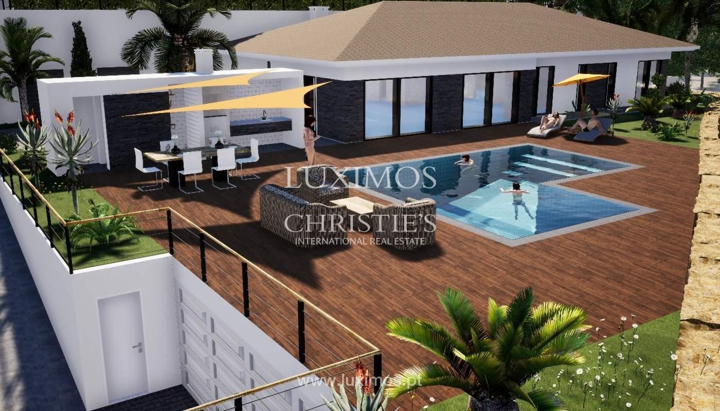 Villa de 3 chambres à coucher, avec piscine, Santa Barbara de Nexe, Algarve_149490