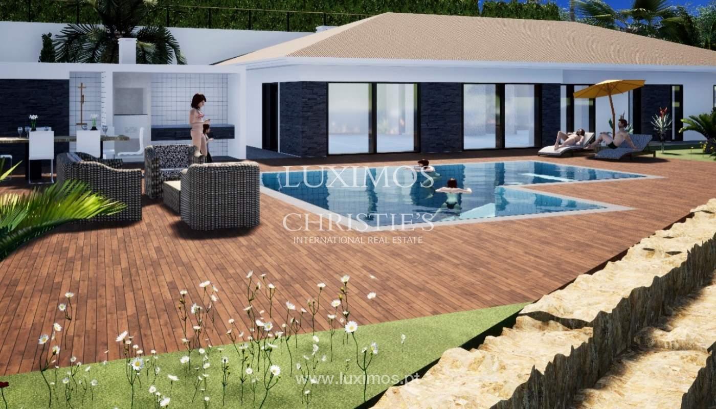 Villa de 3 chambres à coucher, avec piscine, Santa Barbara de Nexe, Algarve_149492