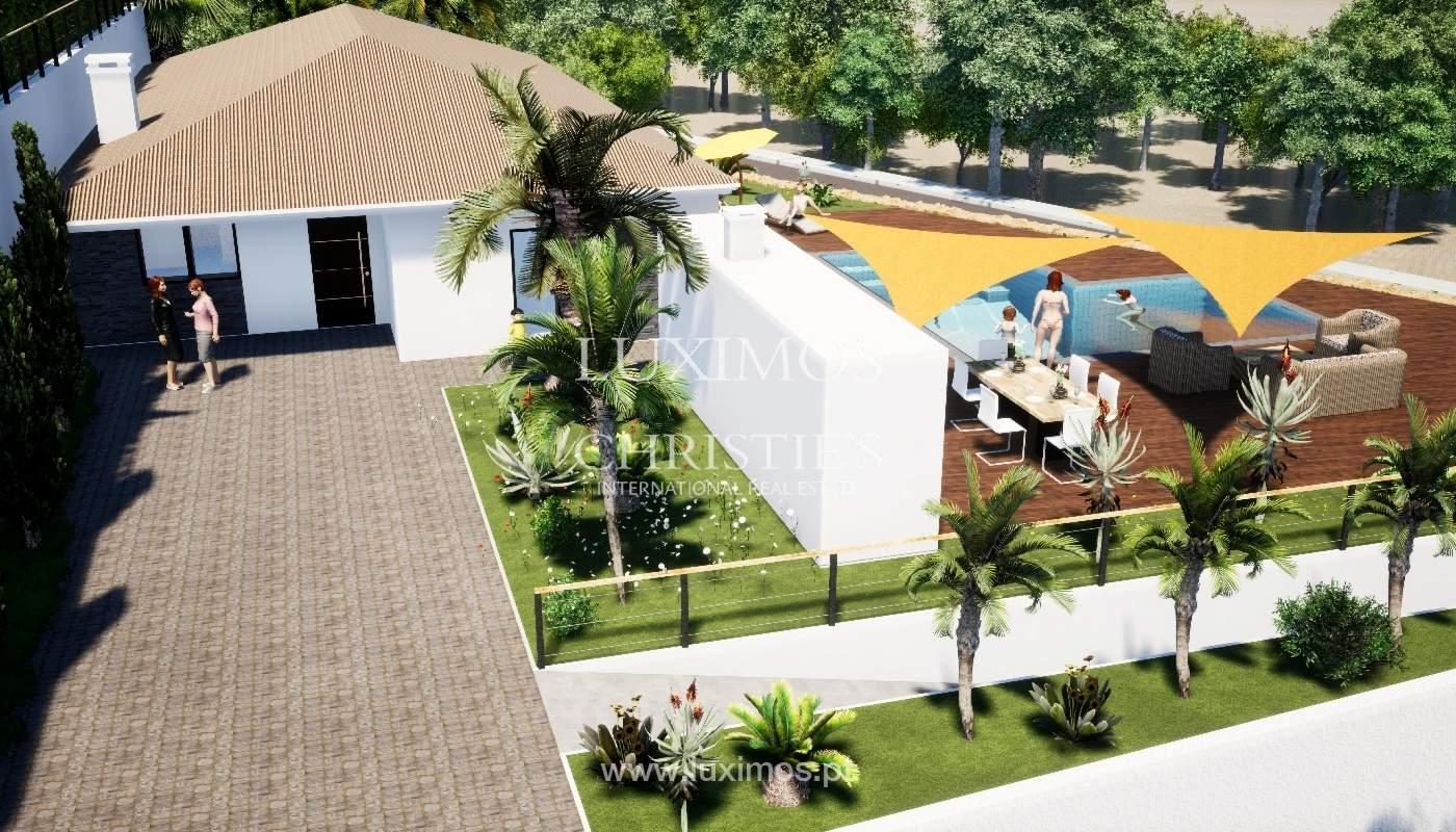 Villa de 3 chambres à coucher, avec piscine, Santa Barbara de Nexe, Algarve_149493