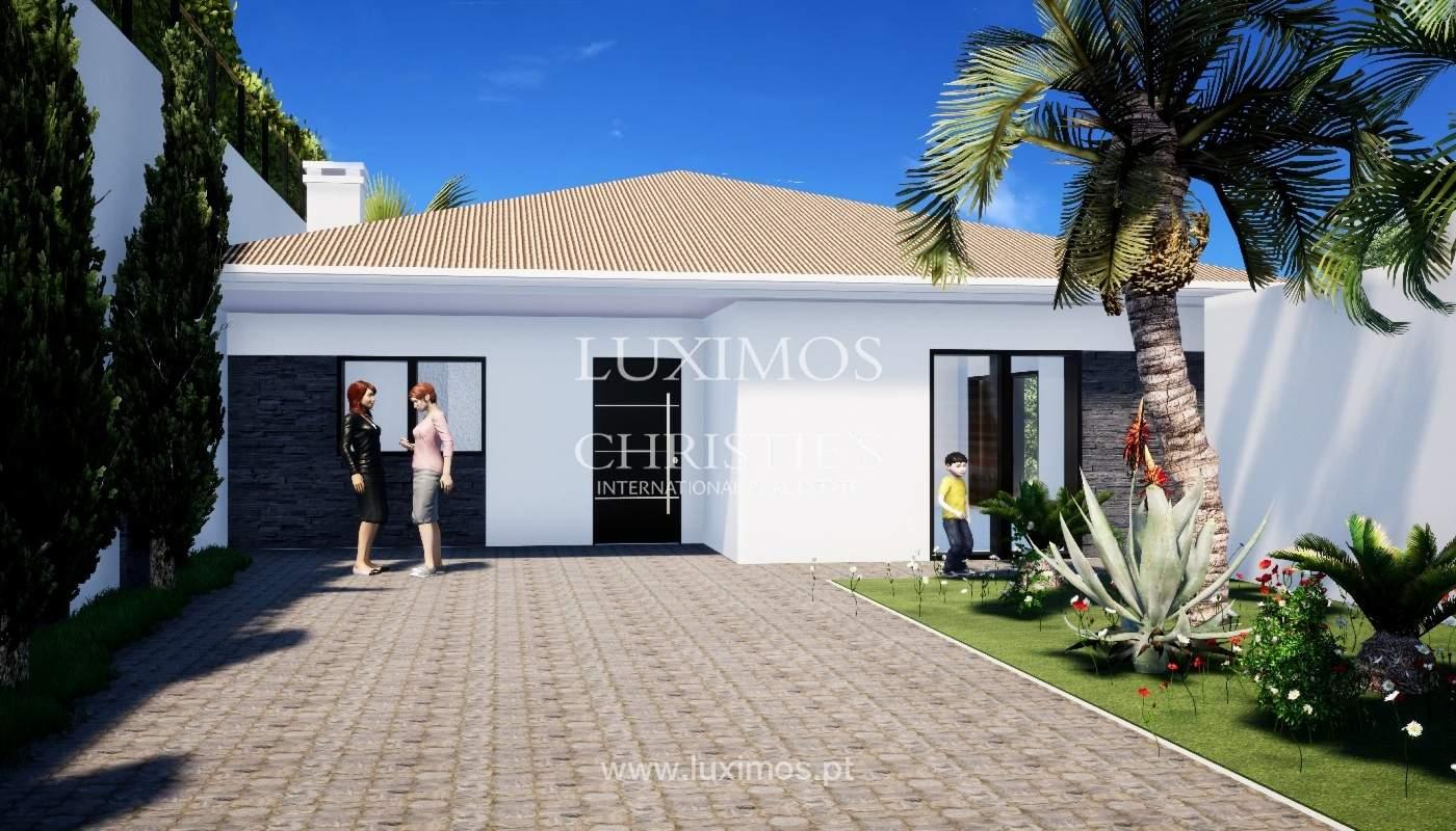 Villa de 3 chambres à coucher, avec piscine, Santa Barbara de Nexe, Algarve_149494