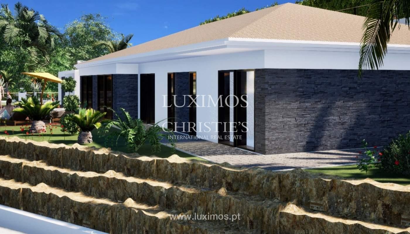 Villa de 3 chambres à coucher, avec piscine, Santa Barbara de Nexe, Algarve_149497