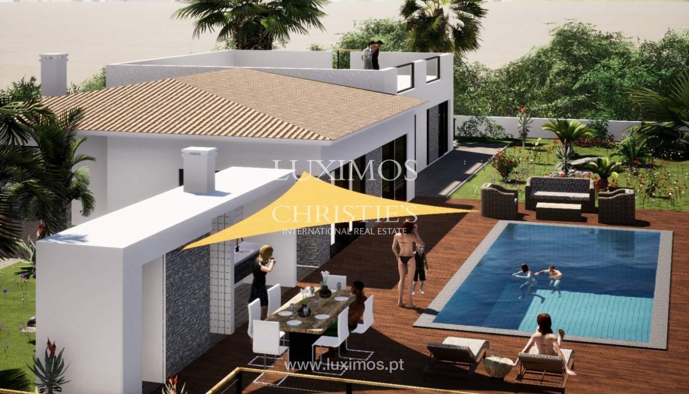 Villa de 3 chambres à vendre, avec piscine, Santa Barbara de Nexe, Algarve_149509