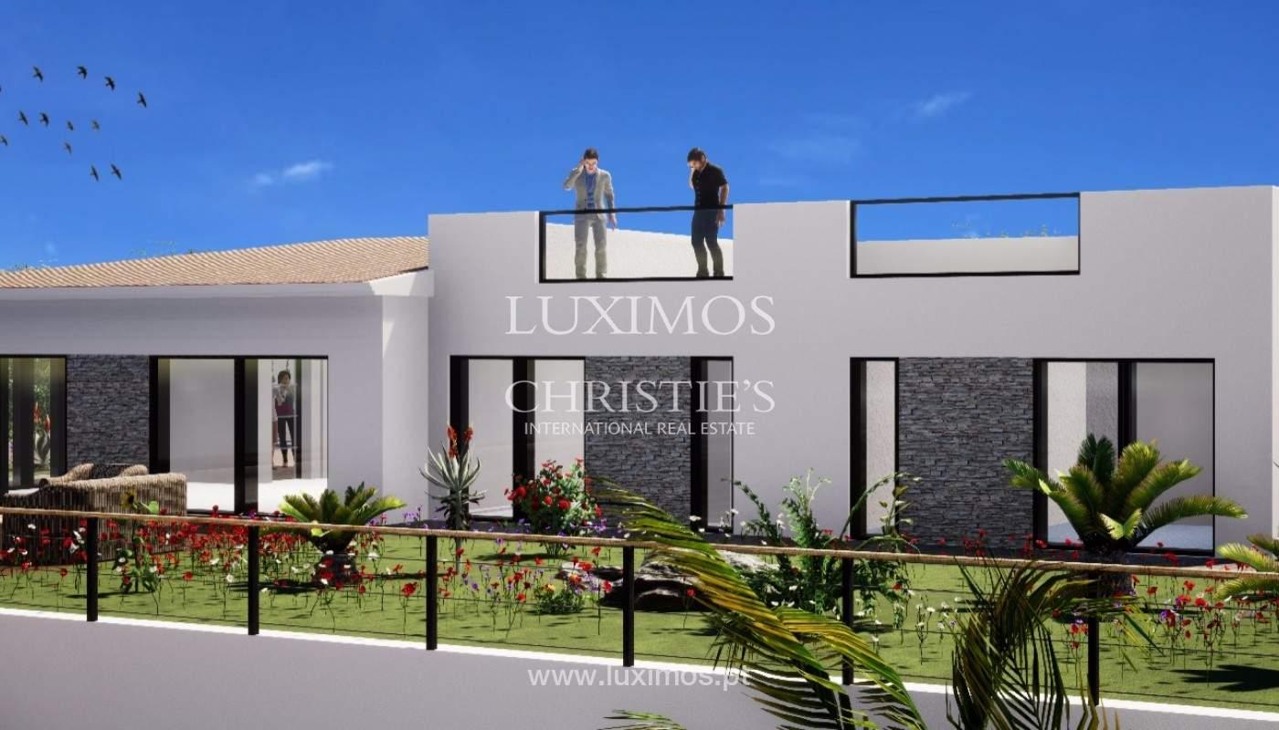 Villa de 3 chambres à vendre, avec piscine, Santa Barbara de Nexe, Algarve_149516