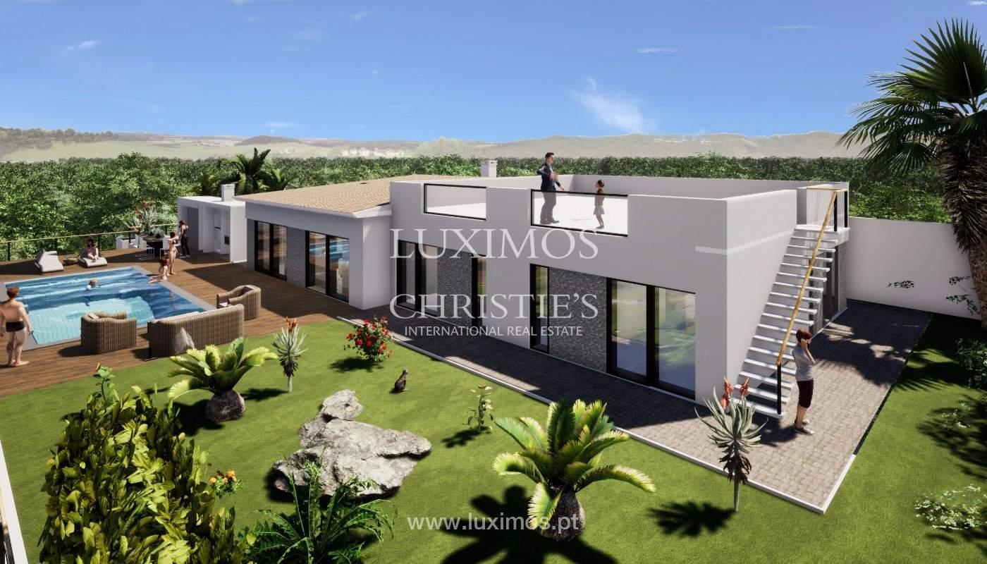 Villa de 3 chambres à vendre, avec piscine, Santa Barbara de Nexe, Algarve_149517
