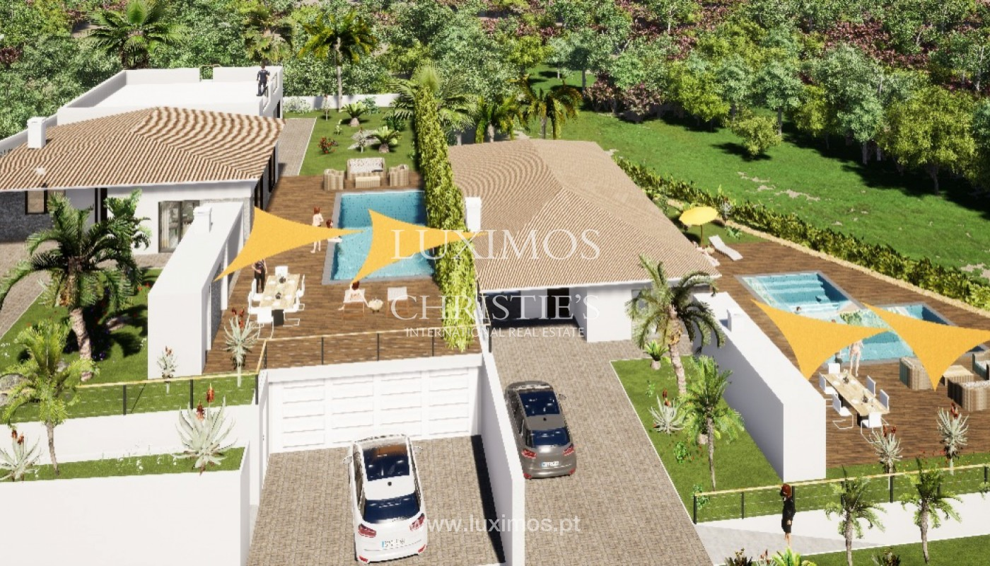 Villa de 3 chambres à vendre, avec piscine, Santa Barbara de Nexe, Algarve_149518