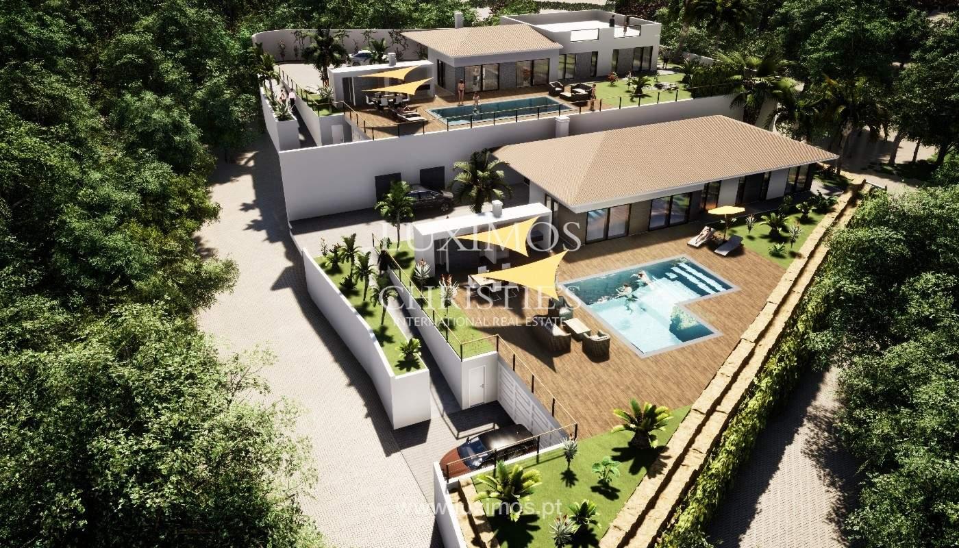 Villa de 3 chambres à vendre, avec piscine, Santa Barbara de Nexe, Algarve_149519