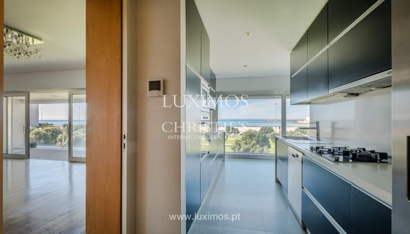 Venda de apartamento de luxo em frente à praia, Matosinhos Sul, Porto_149586