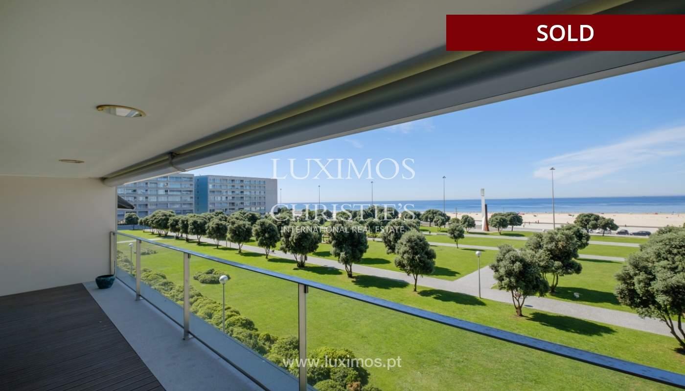 Venda de apartamento de luxo em frente à praia, Matosinhos Sul, Porto_149649