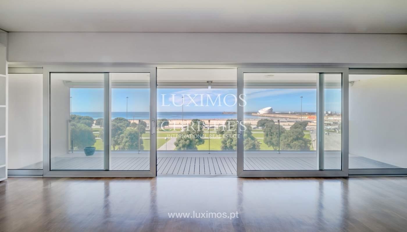 Venda de apartamento de luxo em frente à praia, Matosinhos Sul, Porto_149653