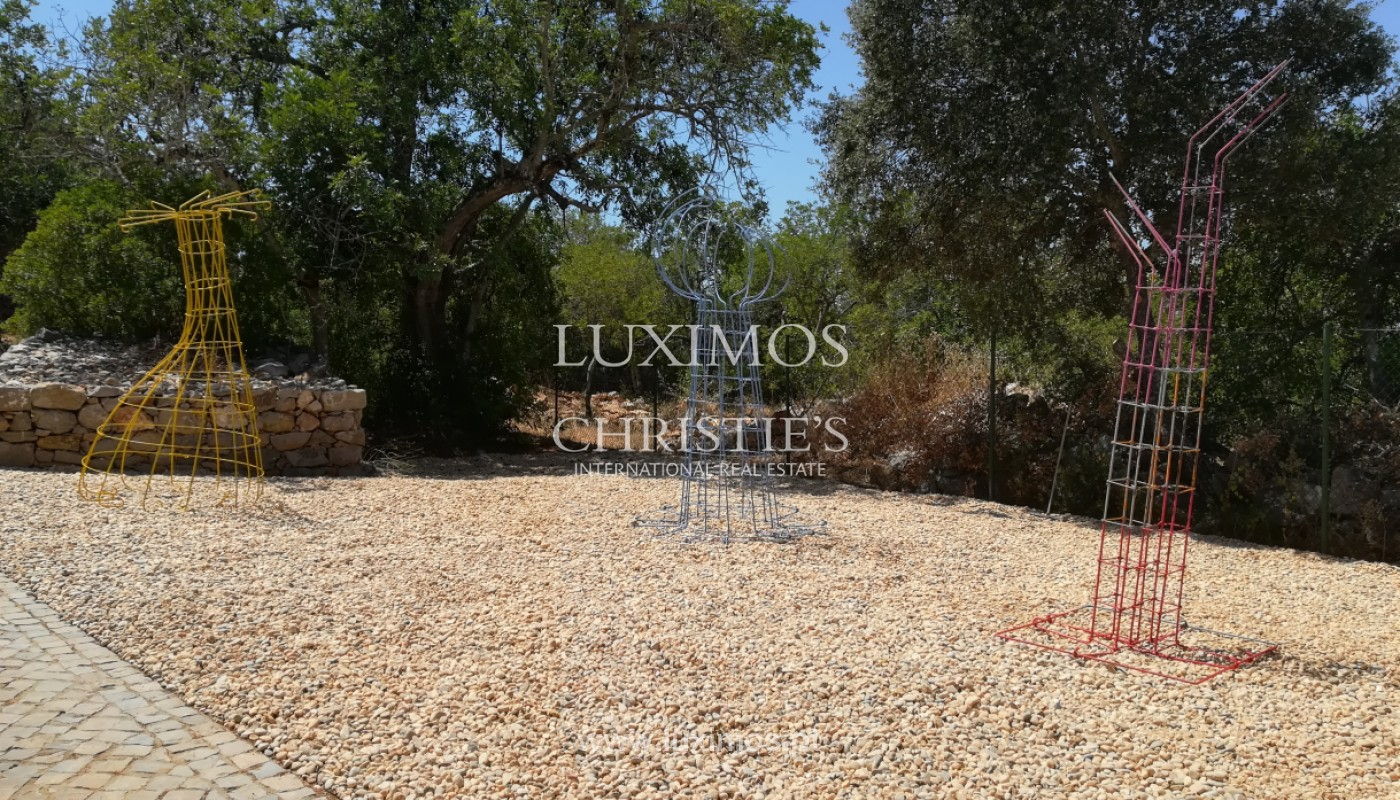 Farm with 2 houses, pool and garden, São Brás de Alportel, Algarve_149701