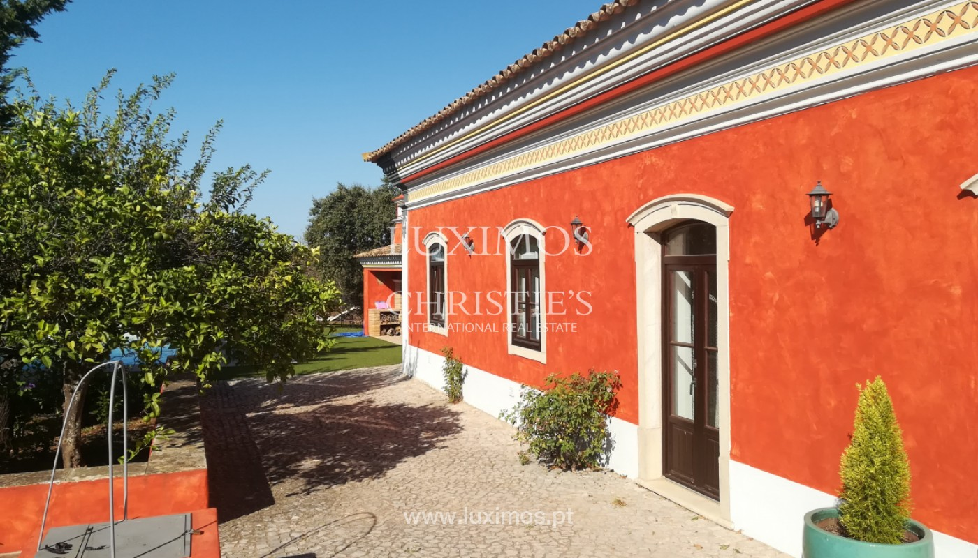 Farm with 2 houses, pool and garden, São Brás de Alportel, Algarve_149718