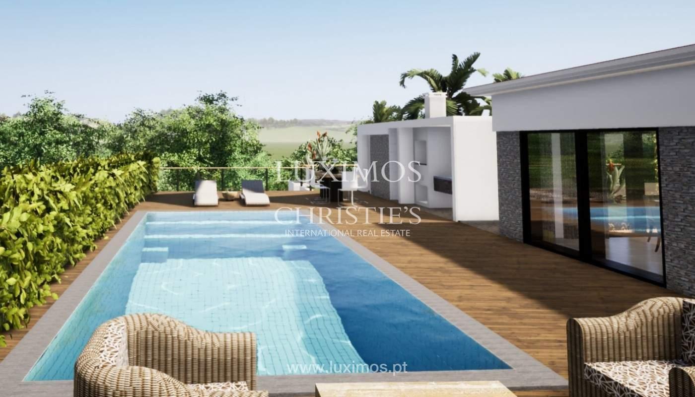 Villa de 3 chambres à vendre, avec piscine, Santa Barbara de Nexe, Algarve_149756