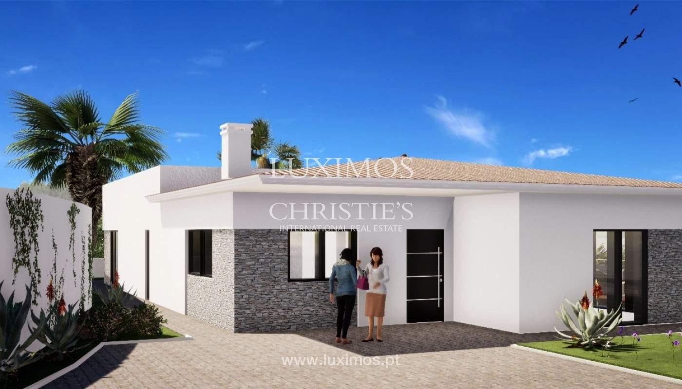 Villa de 3 chambres à vendre, avec piscine, Santa Barbara de Nexe, Algarve_149757