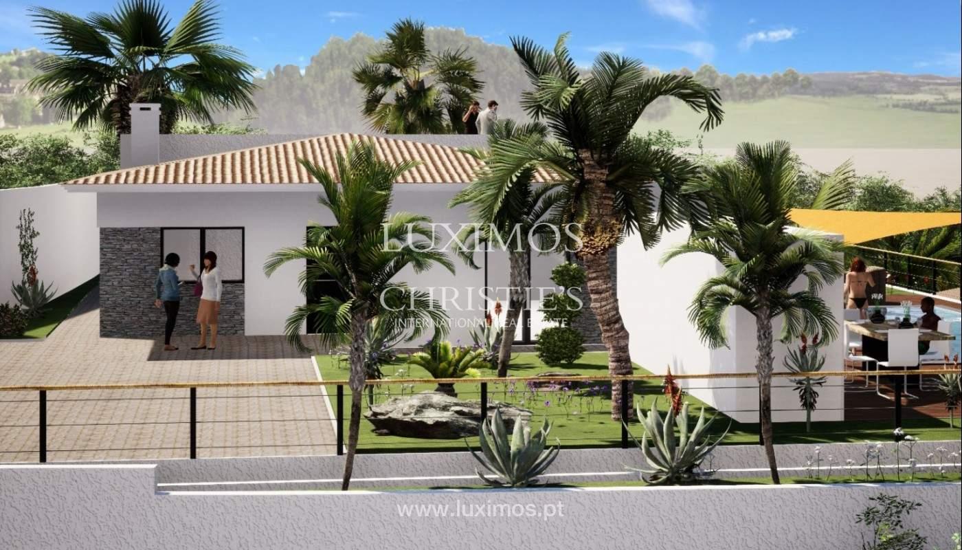Villa de 3 chambres à vendre, avec piscine, Santa Barbara de Nexe, Algarve_149758