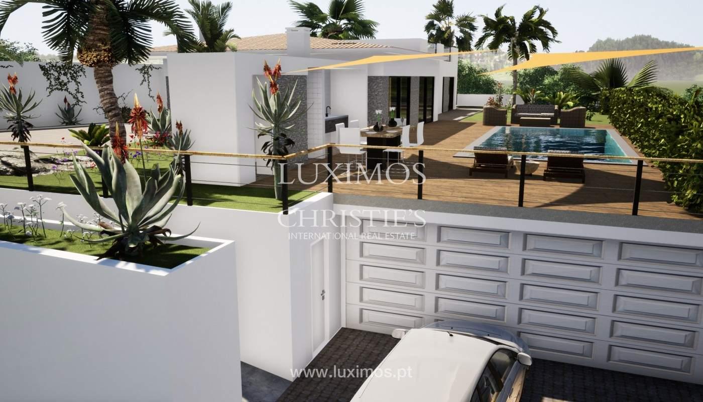 Villa de 3 chambres à vendre, avec piscine, Santa Barbara de Nexe, Algarve_149761