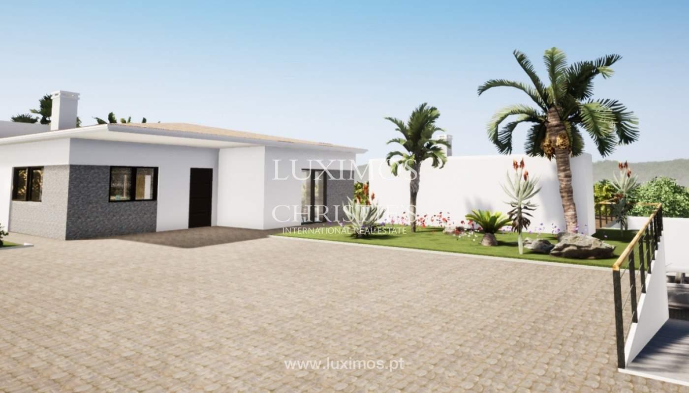 Villa de 3 chambres à vendre, avec piscine, Santa Barbara de Nexe, Algarve_149763