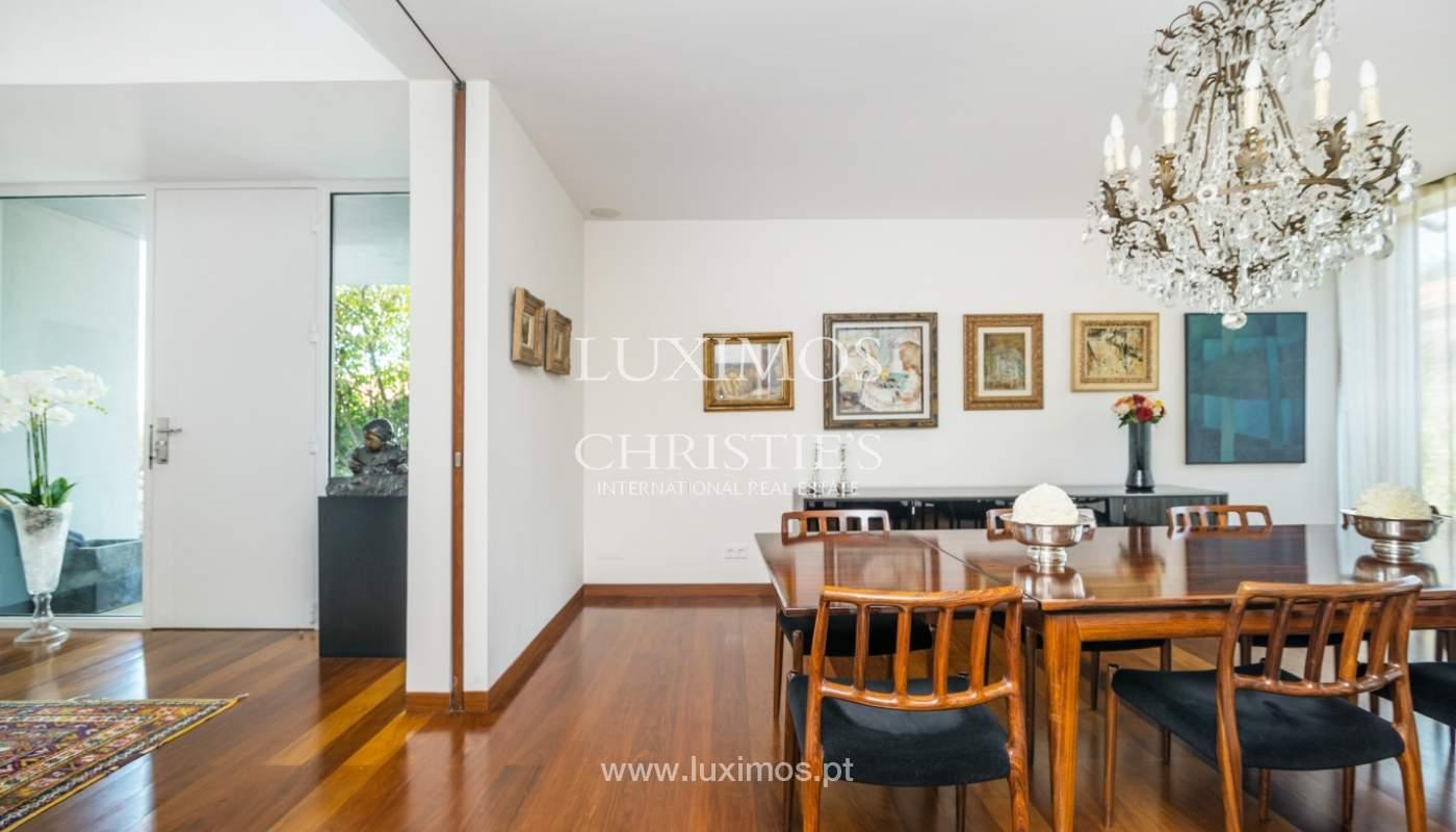 Se vende villa de lujo, con jardín y piscina, Aldoar, Porto, Portugal_149786