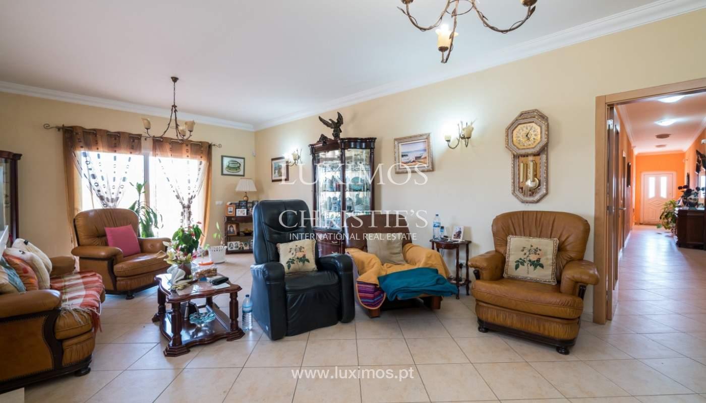 Bauernhof mit Villa mit 3 Schlafzimmern, Pool und Garten, zu verkaufen, Lagoa, Algarve_150005