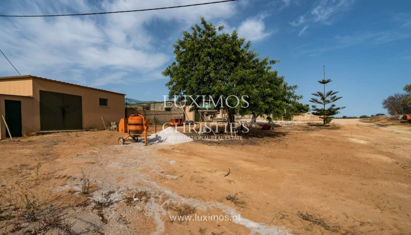 Bauernhof mit Villa mit 3 Schlafzimmern, Pool und Garten, zu verkaufen, Lagoa, Algarve_150015