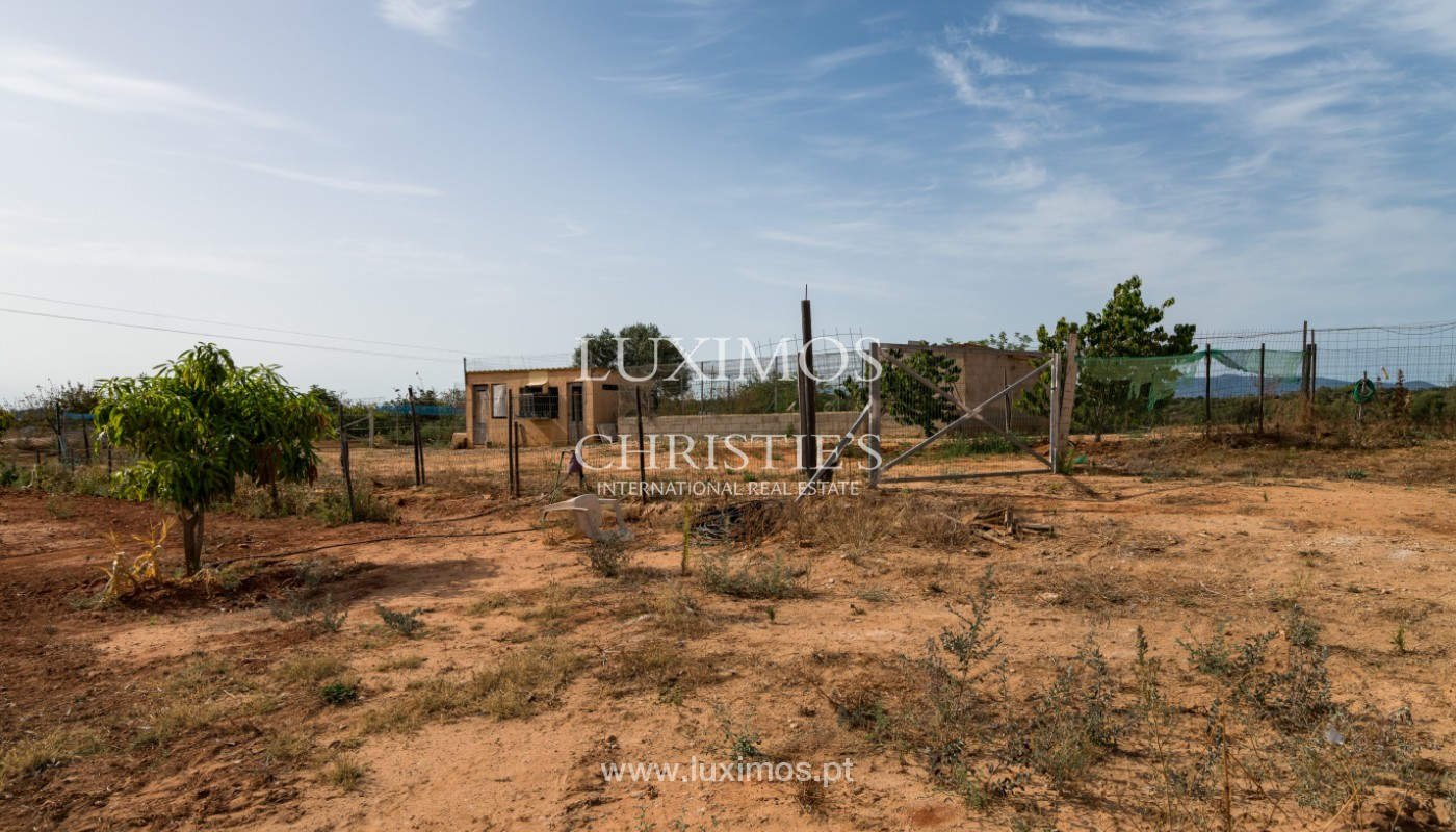 Bauernhof mit Villa mit 3 Schlafzimmern, Pool und Garten, zu verkaufen, Lagoa, Algarve_150016