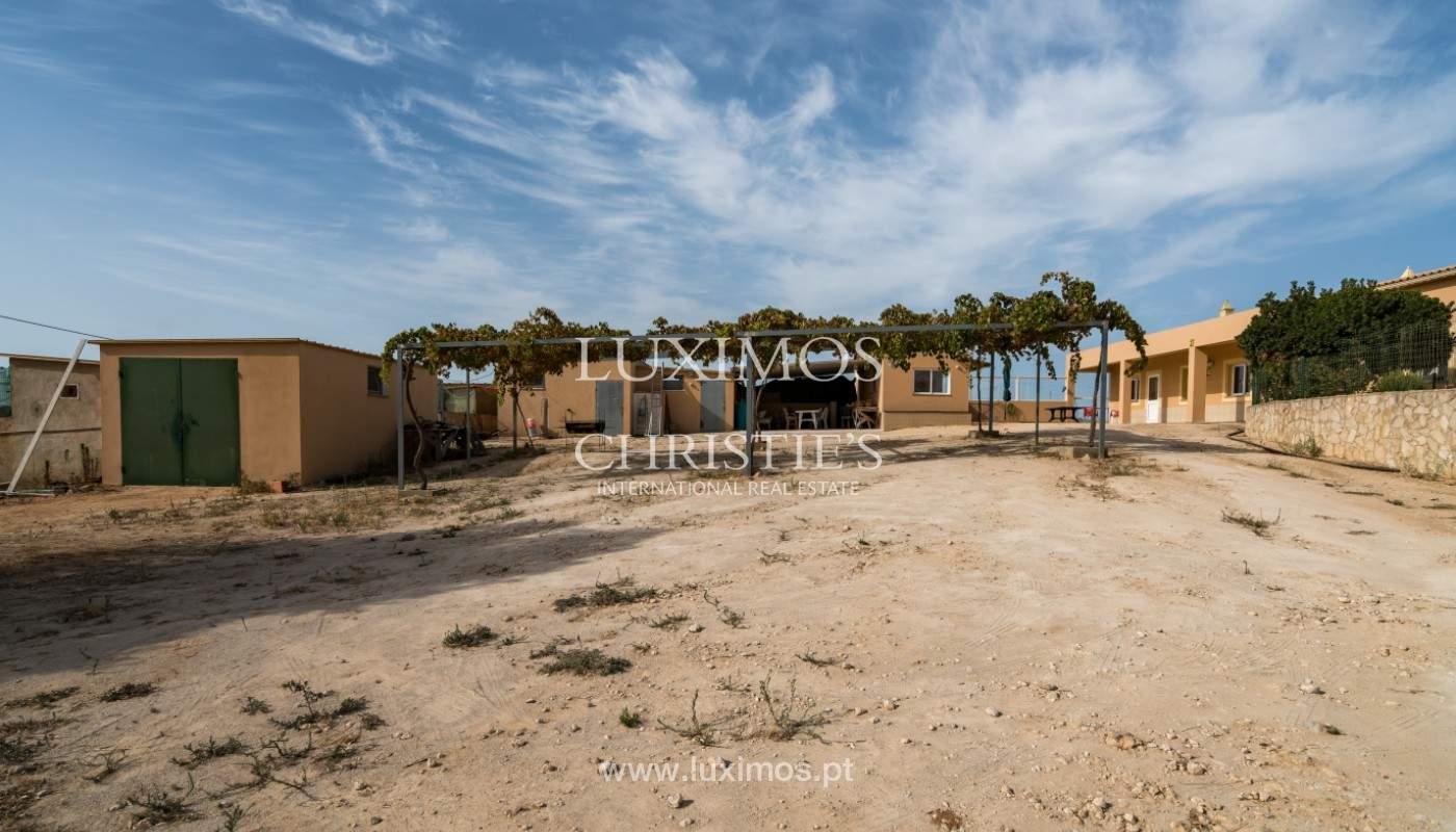 Bauernhof mit Villa mit 3 Schlafzimmern, Pool und Garten, zu verkaufen, Lagoa, Algarve_150019