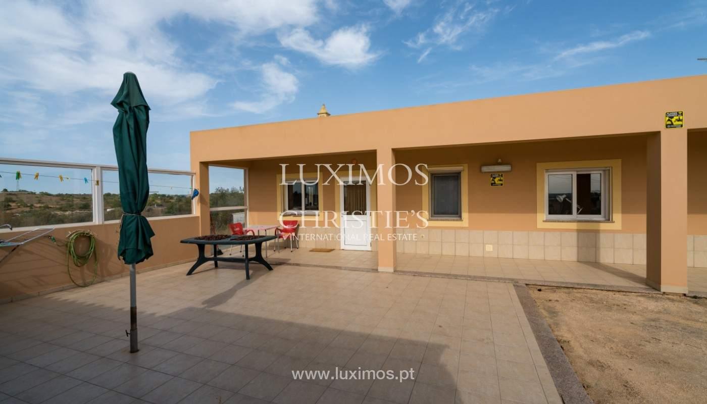 Bauernhof mit Villa mit 3 Schlafzimmern, Pool und Garten, zu verkaufen, Lagoa, Algarve_150021