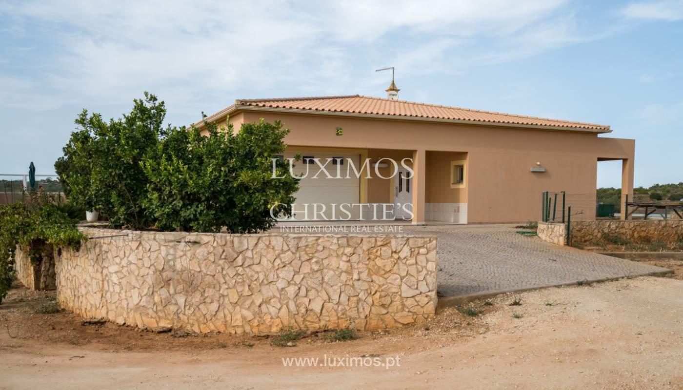 Bauernhof mit Villa mit 3 Schlafzimmern, Pool und Garten, zu verkaufen, Lagoa, Algarve_150022