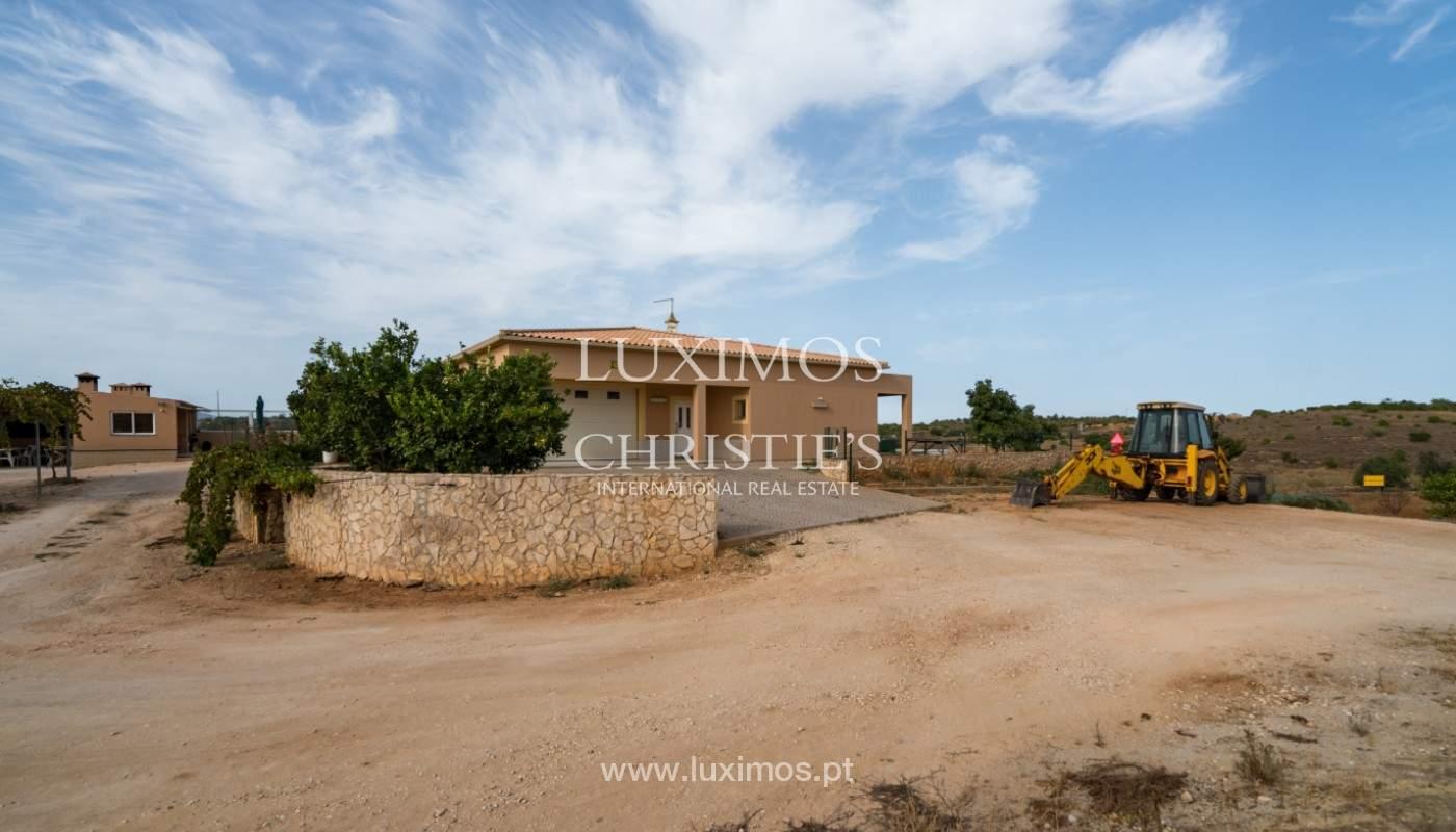Bauernhof mit Villa mit 3 Schlafzimmern, Pool und Garten, zu verkaufen, Lagoa, Algarve_150025