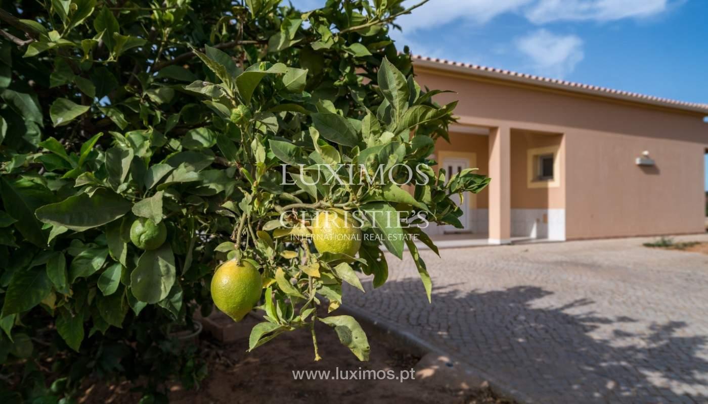 Bauernhof mit Villa mit 3 Schlafzimmern, Pool und Garten, zu verkaufen, Lagoa, Algarve_150030
