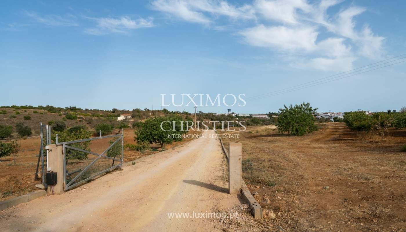 Bauernhof mit Villa mit 3 Schlafzimmern, Pool und Garten, zu verkaufen, Lagoa, Algarve_150031