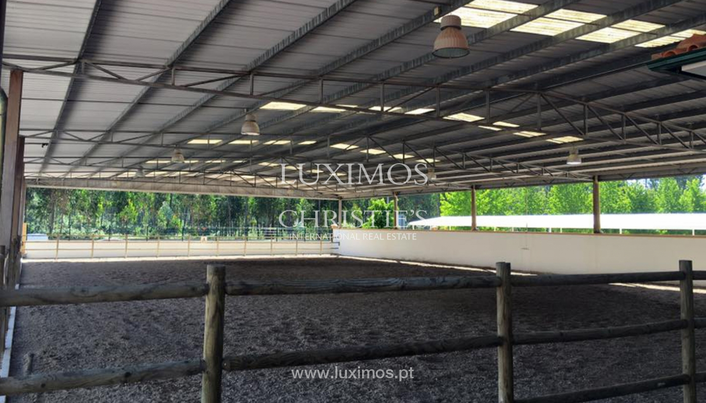 Equestrian Centre, for sale, in Oliveira de Azeméis, Portugal_150036