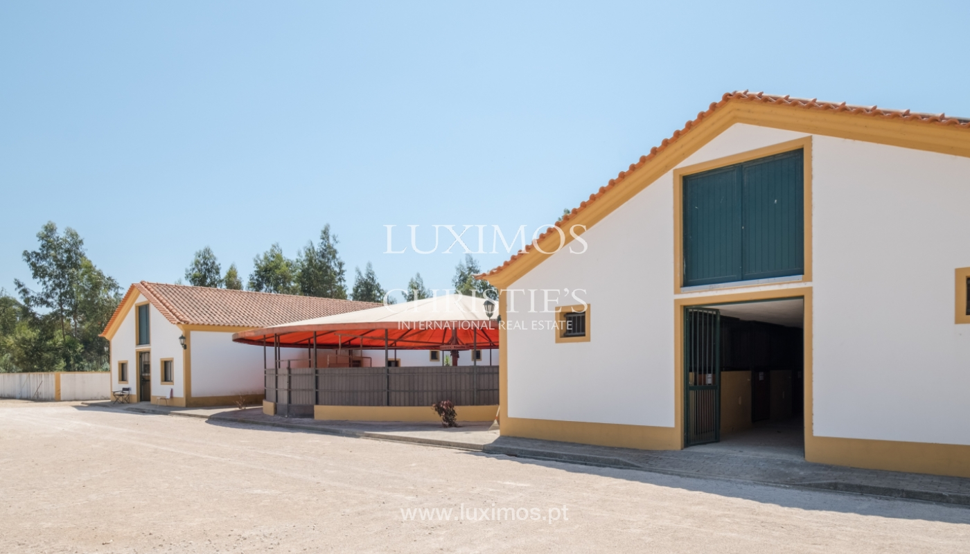 Equestrian Centre, for sale, in Oliveira de Azeméis, Portugal_150042