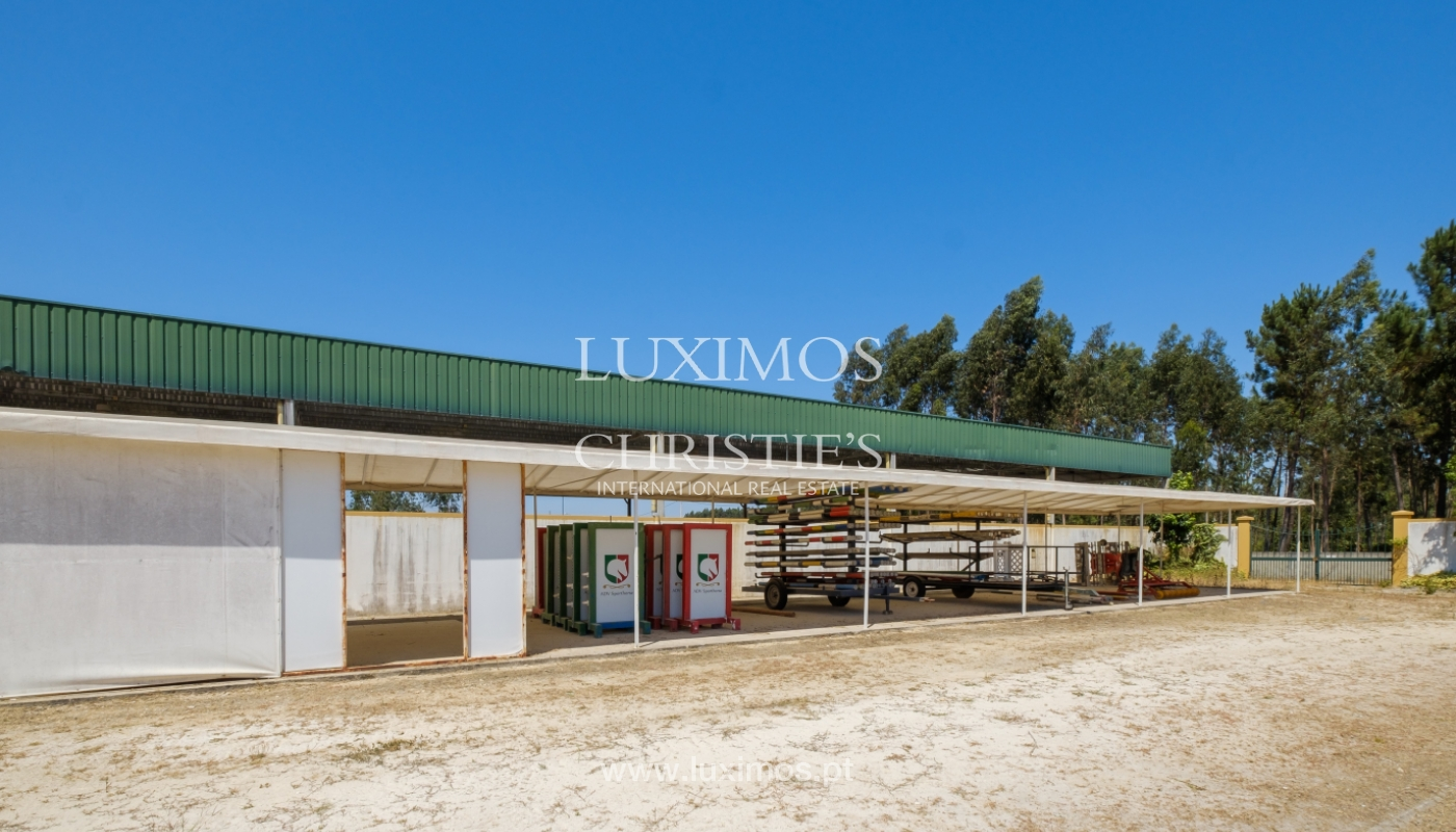 Equestrian Centre, for sale, in Oliveira de Azeméis, Portugal_150044