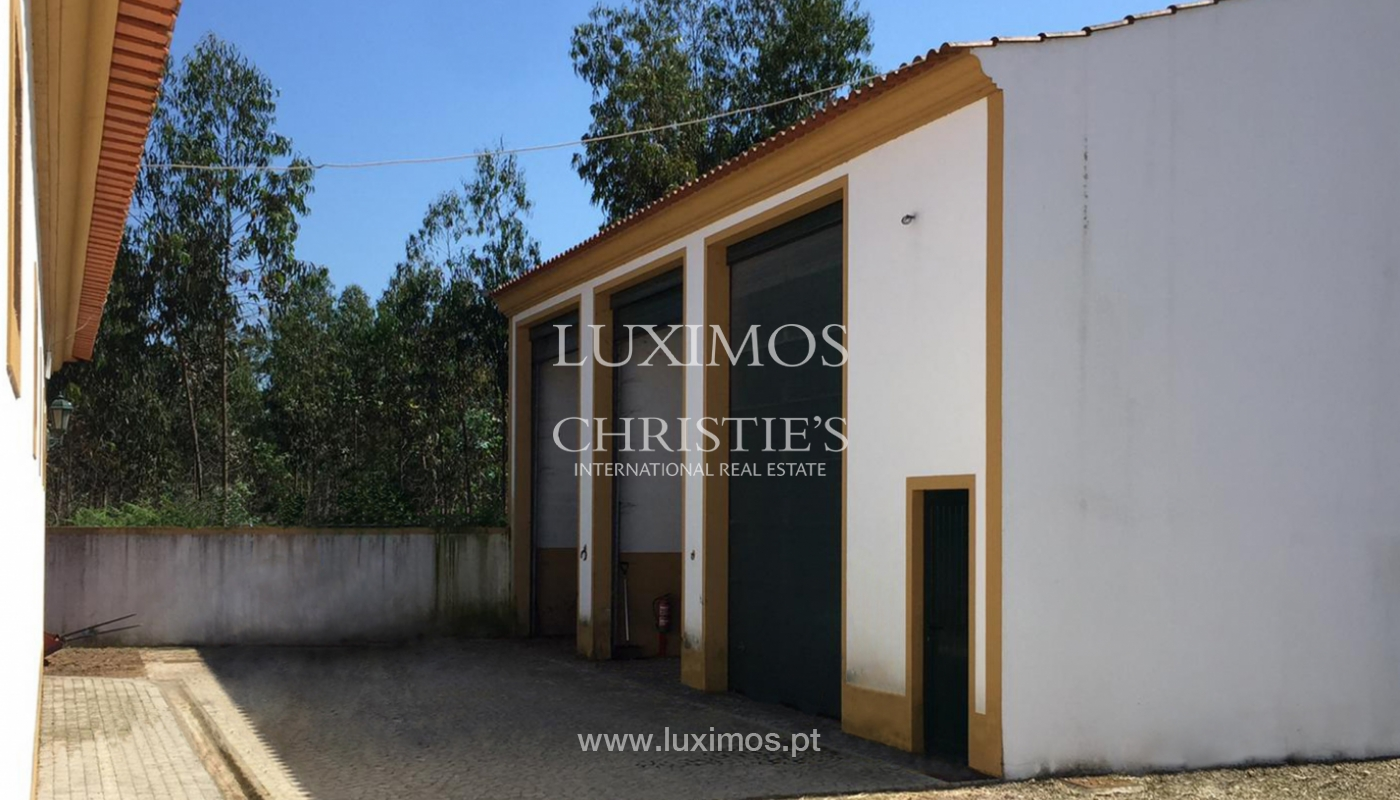 Equestrian Centre, for sale, in Oliveira de Azeméis, Portugal_150050