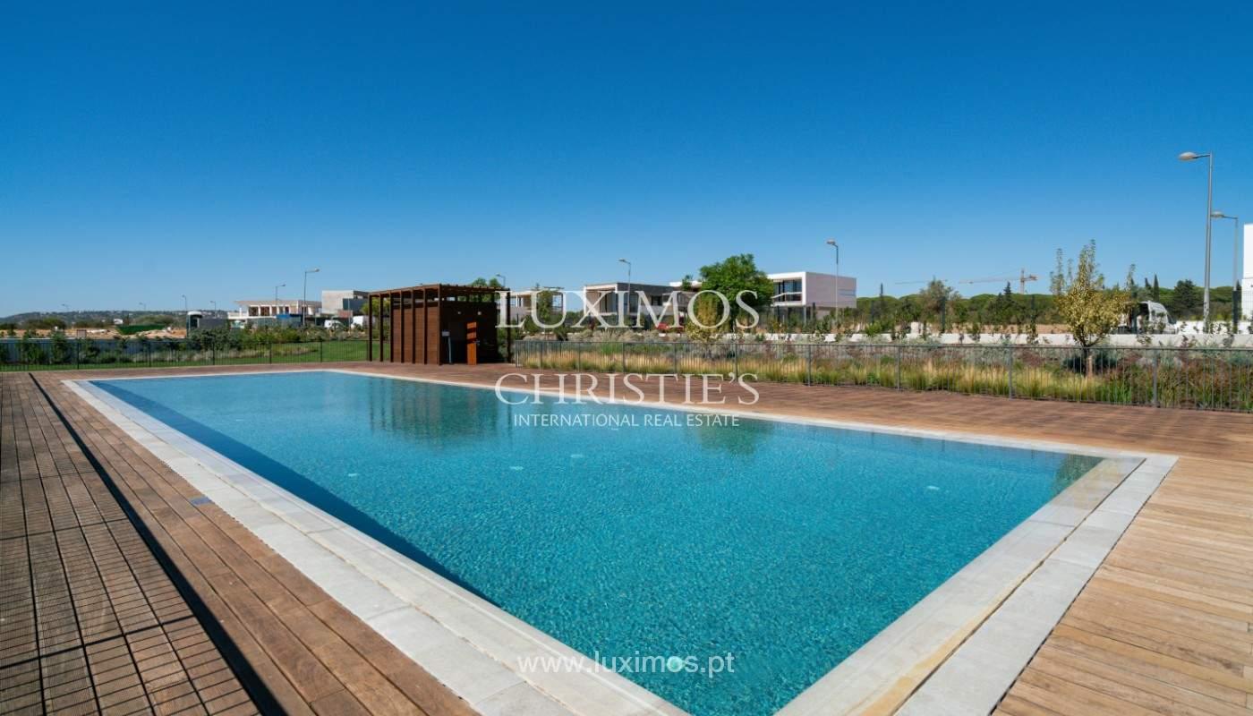 Apartamento novo T2, condominio privado, Vilamoura, Algarve_150115
