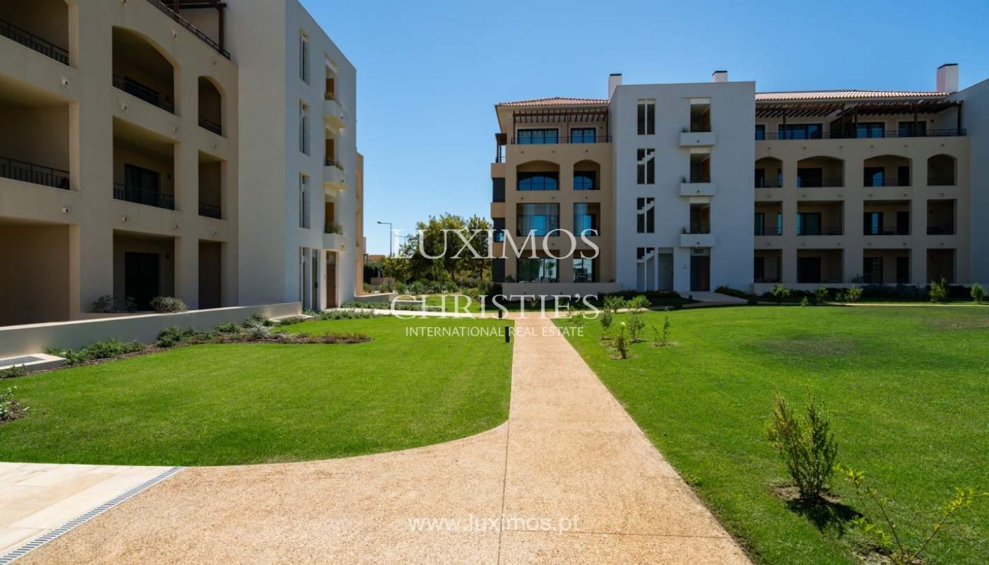 Apartamento novo T2, condominio privado, Vilamoura, Algarve_150118